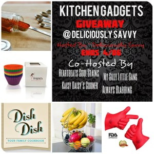 KitchenGadgetsGiveawayCollage