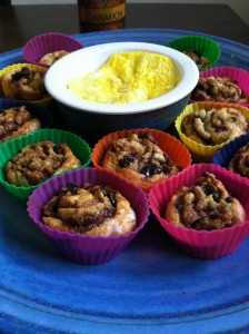muffin cups cinnamon10