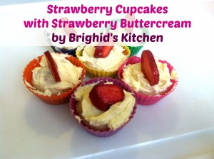 strawberrycupcakesstrawberrybuttercreambrighidskitchensiliconecups