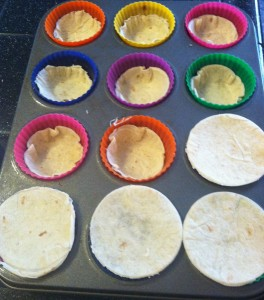 tacos8 baking cups